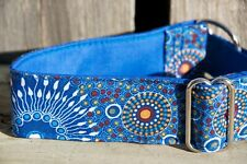 "1.5"" Inch Martingale, Whippet, Small greyhound collar."