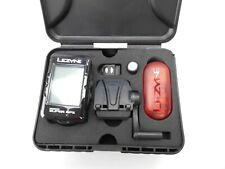 Lezyne Super GPS Loaded unit for cycling