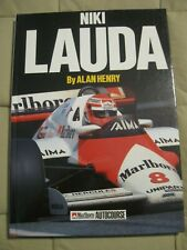 Autocourse Driver Profiles Book # 2, Niki Lauda By Alan Henry, Free Shipping