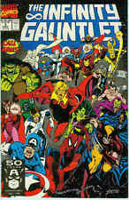 INFINITY Gauntlet # 3 (of 6) (George Perez, 52 pages) (USA, 1991)