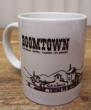Boomtown Las Vegas Nevada Hotel Casino RV Resort Coffee Mug Cup Vintage