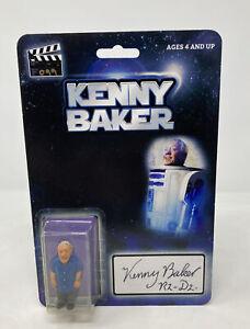 Custom Kenny Baker Figures - Star Wars Figures Signed