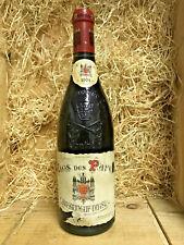 1 FL. Clos del Pape Chateauneuf du Pape 1994 con 0,75ltr.