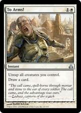 TO ARMS! Guildpact MTG White Instant Unc
