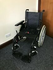 Invacare Action 2 Self Propelled Manual Wheelchair - Used - Ex-Hire