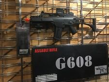 Airsoft JG G36 Custom AEG With Attachments And Extras