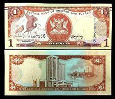 Trinidad And Tobago 1 Dollar Year 2006 Banknote World Paper Money Unc