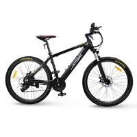 Electric Bike HOTEBIKE 36V 250W 26 inch eBike Hidden Battery Bicyle 21 Speed
