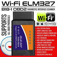 WiFi OBD2 ELM327 Car Fault Scanner Android iOS IPhone Torque Auto Scan Tool