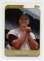 2020 Topps X Jeter Collection #44 ROGER MARIS New York Yankees BRONX BELOVED