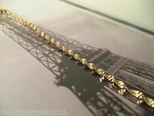 Braccialetto ip oro Donna mod.spirale elegante lusso idea regalo Max Store Itali