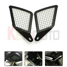 CNC Air Intake Grill Pair Cover FOR BMW R 1200GS LC 2013-2016 2015 Black