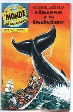 Le Monde qui nous entoure n°17. La Chasse à la Baleine - juin 1961