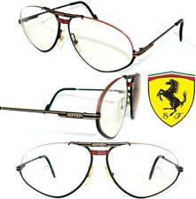 Cartier & Occhiali Ferrari Black Rosso GTO f-1 Enzo must Occhiali da sole f50 355 348