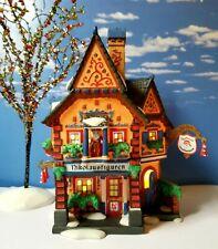 Dept 56 Alpine Village Nikolausfiguren! Santa, Toys, Nicholas Perfect