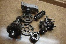 2001 Honda Rubicon TRX500 TRX 500 Foreman ATV Engine Transmission Gears Drum M5