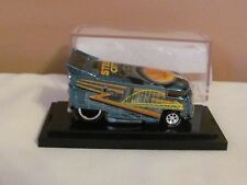 NEW HOT WHEELS LIBERTY 17TH ANNUAL NATIONALS STEEL CITY VW DRAG BUS 141 OF 1000