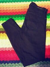 Current Elliott Navy Ankle Skinny Jeans Size 29