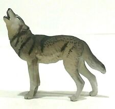 Japan Kaiyodo Furuta Grey Wolf Miniature Amazing Animal Realistic Figure