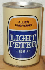 LIGHT PETER Straight Steel can from ENGLAND (27.5cl)
