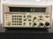 ADVANTEST TR5212 10Hz-18GHz Microwave Counter