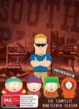 South Park : Season 19 (DVD, 2-Disc Set) NEW