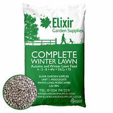 More details for complete winter lawn autumn and winter lawn feed 4-3-8+4fe
