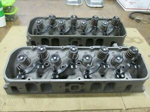 NOS Big Block Chevy BBC 396-454 LS6  Rectangle Heads 3964291 (Never Used Fresh)