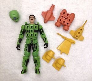 Centurions MAX RAY w/ Accessories Vintage Kenner KPT 1986