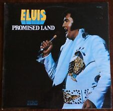 ELVIS PRESLEY,PROMISSED LAND,VINTAGE LP 33,ALBUM.EXCELLENT CONDITION