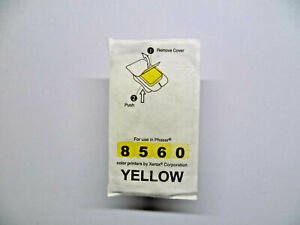 1 X for Xerox Solid Ink Like 108R00708 Yellow Phaser 8560 MFP -1 Stix - Made IN