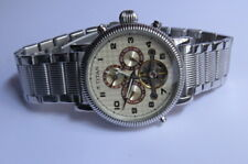 TITAN Automatic Multi Function Sapphire Crystal with Skelton Back Model 9274SAA