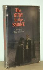 Philip Pullman - The Ruby in the Smoke - 1st 1st HCDJ - Author Golden Compass NR