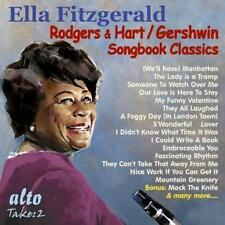 Musik-CD-Ella Fitzgerald's Classics-Label