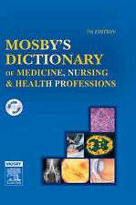 Mosby's Dictionary of Medicine, Nursing and Health Professions by Mosby...
