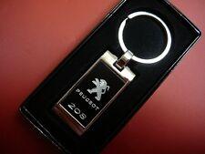 Keychain Keyring PEUGEOT 208 GTI 306 307 CC 308 SW 406 407 508 2008 3008 Partner