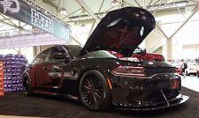 New Carbon Fiber Splitter For 2013 2014 2015 Hellcat,Challenger,Chrysler 300