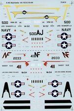 Microscale Decals 1/72 Douglas A-4E Skyhawk # SS72813