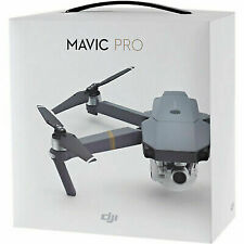 New DJI Mavic Pro Quadcopter Drone With Remote Controller - Gray
