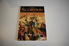 livre bd the scorpion the devil in the vatican marini desberg