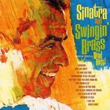 Frank Sinatra - Sinatra & And Swingin Brass (NEW CD)
