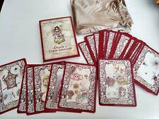 L'oracle du cœur innocent nouveau jeu de cartes divinatoires neuf + livre