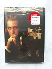 The Godfather Part Iii (Dvd, 2004) Rated R, Widescreen, New, Sealed