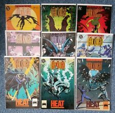 BATMAN LEGENDS DARK KNIGHT ISSUES 41-49 COLLECTION DC COMICS BAGGED & BOARDED