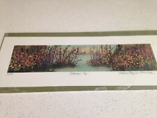 """"""" LAKEVIEW PASS """" signed and numbered by KATHLEEN MAGUIRE MOROLDA"""