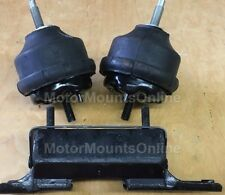 9R1135 3pc Motor Mounts Fit SUV 4.2L Engine 2002 - 2004 Oldsmobile Bravada Trans