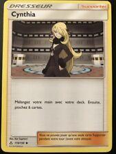 Carte Pokemon CYNTHIA 119/156 Soleil et Lune 5 SL5 FR NEUF