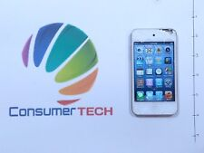Apple iPod touch 4th Generation White 8GB Cracked Glass -139065