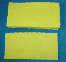 """LOT de 10 voiles de protection effet """" bébé au sec """" couches lavables 15 x 30 cm"""
