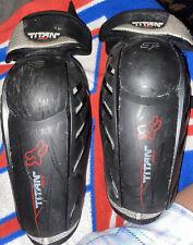 Fox Titan Race Motocross Elbow/Forearm Pads. Size Adult Small/Medium (S/M).